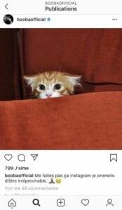 Booba : un porte-parole confirme la suppression définitive de son compte Instagram