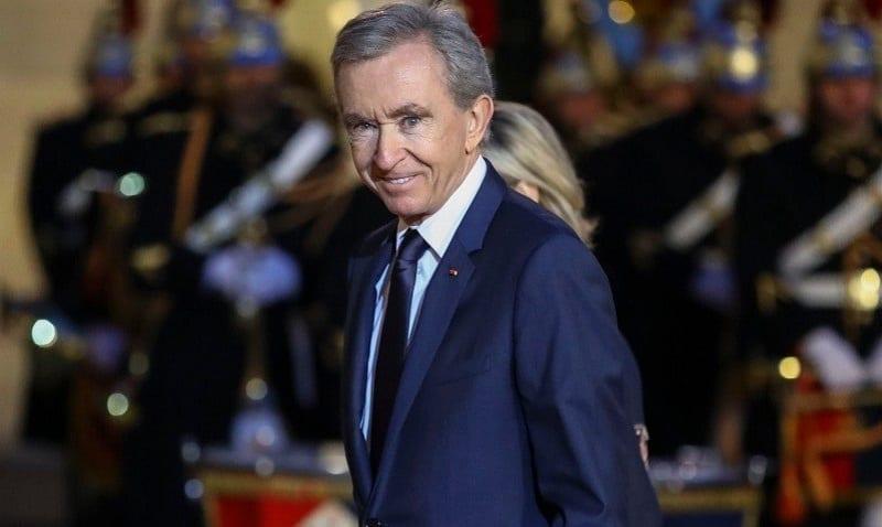 Business : Le nouvel homme le plus riche du monde est un Français !