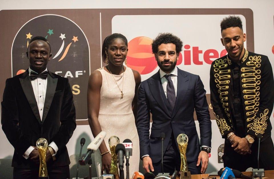 CAF Awards 2019: Découvrez la préparation du décor de la cérémonie