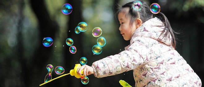 Chine : le taux de natalité est en baisse