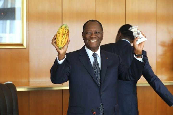 Cacao : Le message de Ouattara aux producteurs