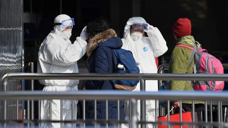 Coronavirus chinois : Deux cas confirmés en France à Bordeaux et Paris (vidéo)