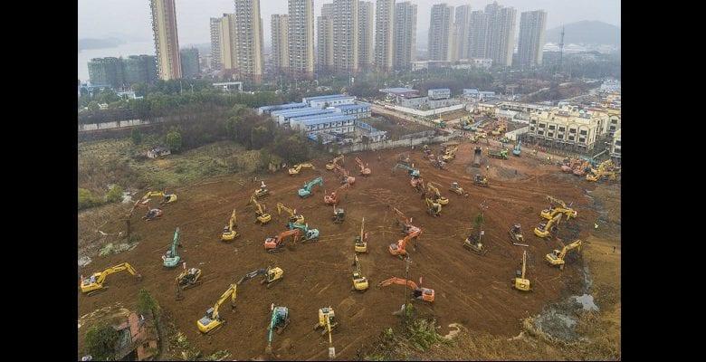 Coronavirus : la Chine se donne 10 jours pour construire un hôpital pour les patients