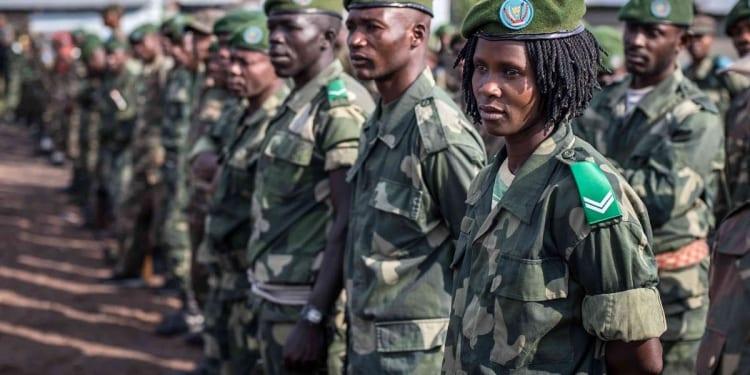Coup de gueule des familles des militaires en RDC: Le gouvernement se défend