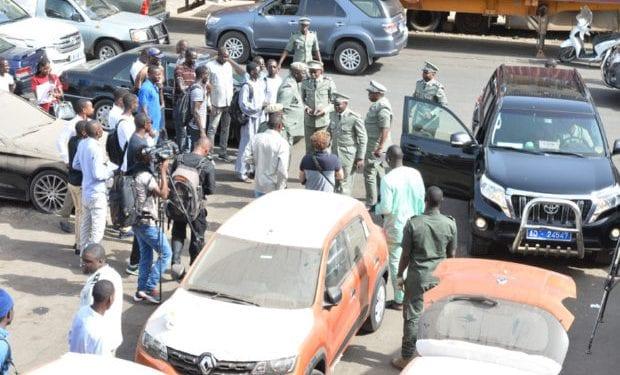 Coup de théâtre au Port de Dakar: Nouvelle saisie de cocaïne d'une valeur de 9,6 milliards CFA