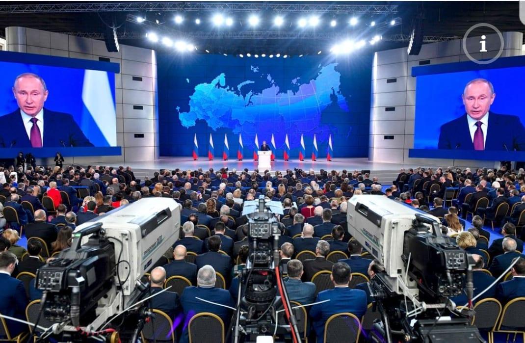 Coup de tonnerre en Russie : Poutine confirme son départ du pouvoir