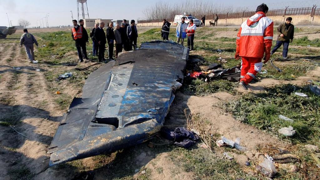 Crash du Boeing d'Ukrainian Airlines: les boîtes noires sont toujours à Téhéran