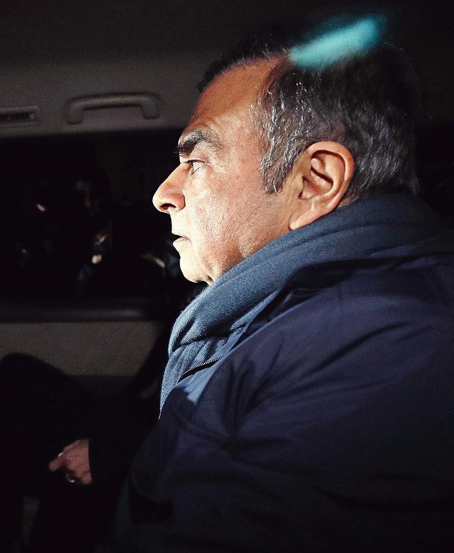 Liban : Carlos Ghosn dénonce un complot entre Nissan et le procureur japonnais
