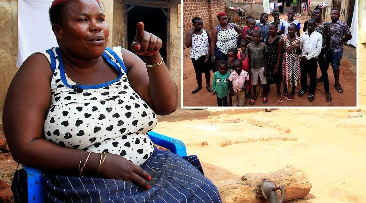 Des nouvelles de la femme la plus fertile au monde avec 44 enfants