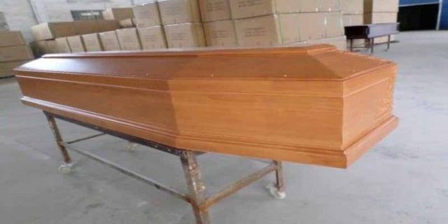 Nigeria: elle offre un cercueil à son mari pour la fête des pères