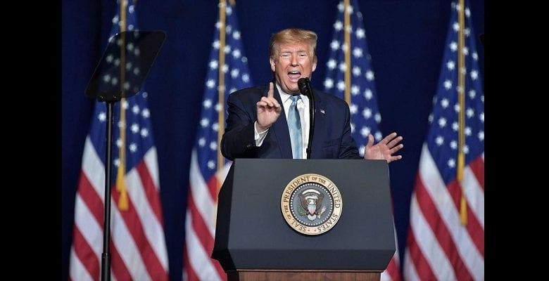 Donald Trump répond aux menaces de l'Iran: 2 000 milliards de dollars en équipements militaires
