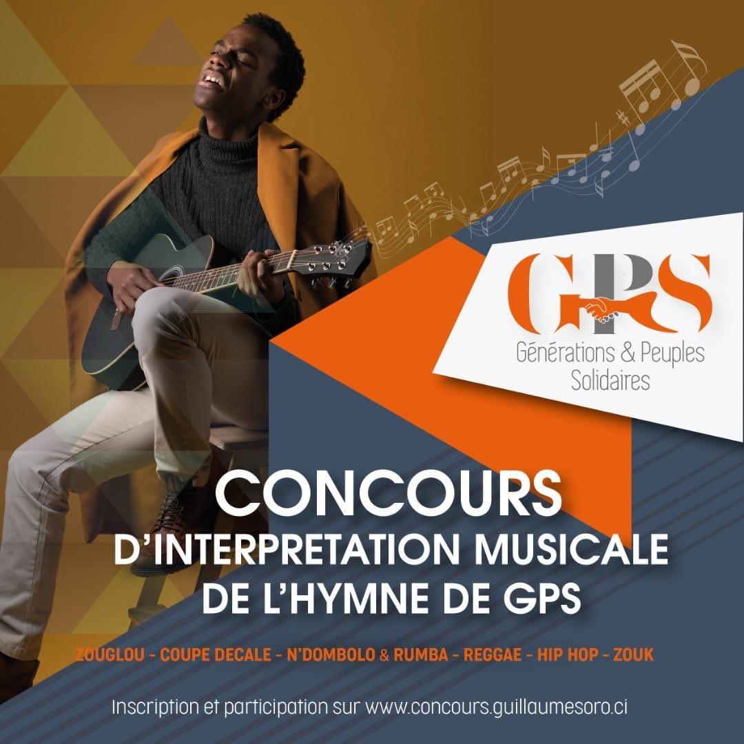 Exclusivité: Guillaume Soro lance un concours musical doté de 2 millions de FCFA