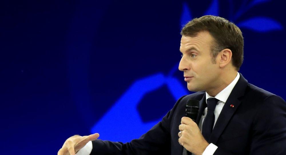 «Ce n'est pas à Emmanuel Macron de dire qui sera candidat à la présidentielle de 2020 en Côte d'Ivoire»