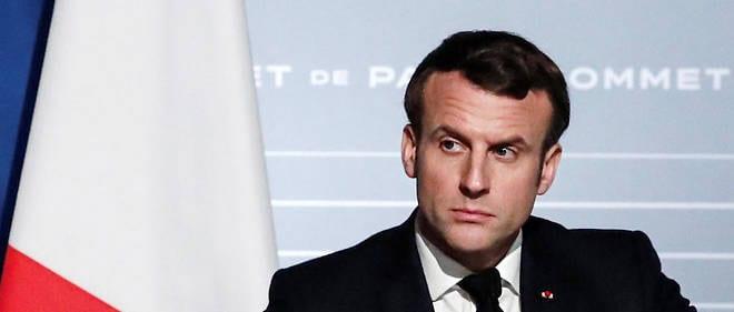 Emmanuel Macron raillé pour son accent anglais après son altercation à Jérusalem