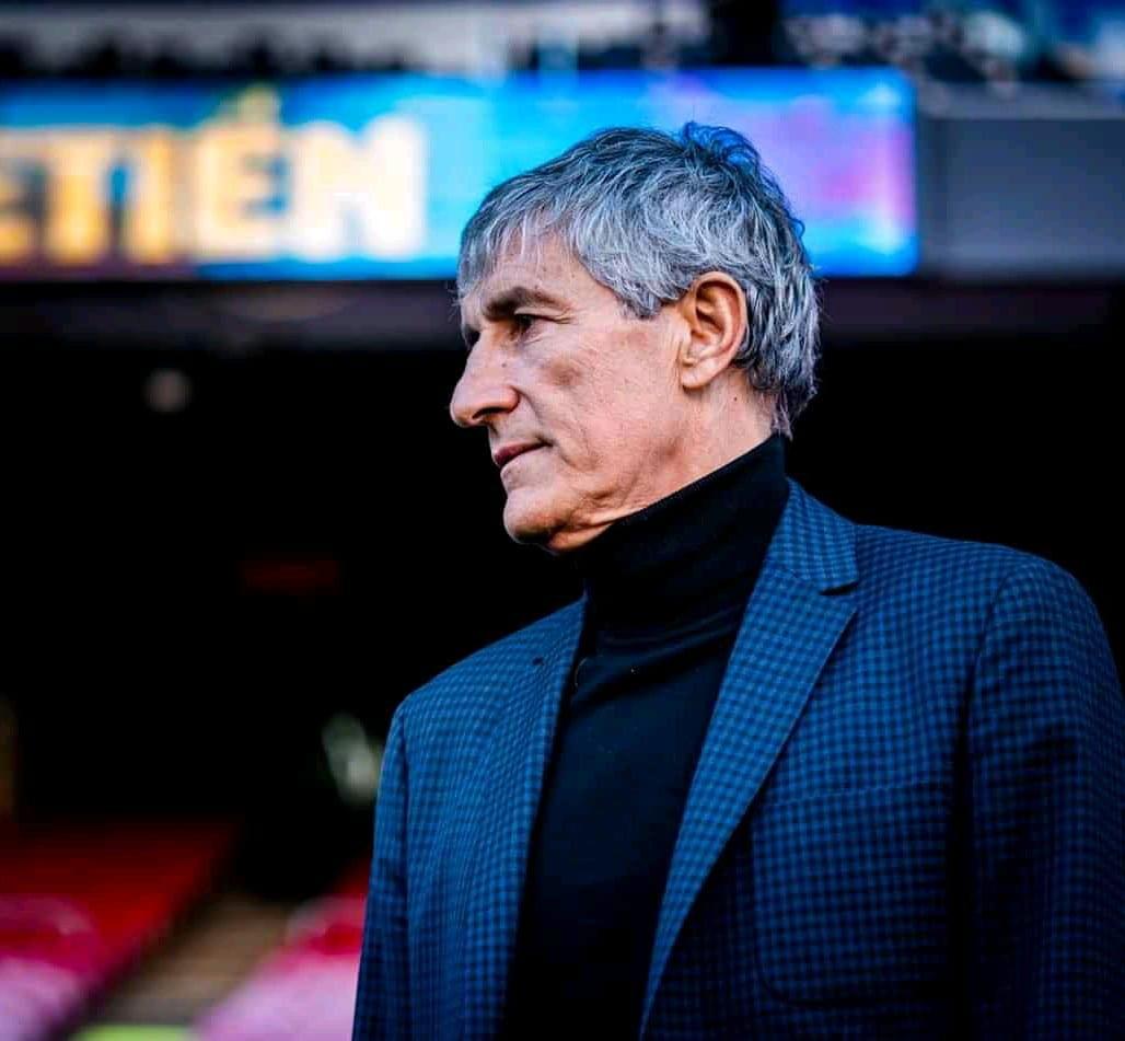 Football : Le nouveau coach du Barça peut quitter plus tôt que prévu