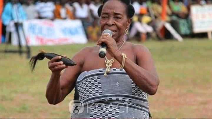 Décès de la légendaire chanteuse ivoirienne Allah Thérèse