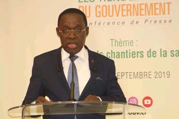 Coronavirus :Un cas suspect découvert en Côte d'Ivoire (Ministre de la santé)