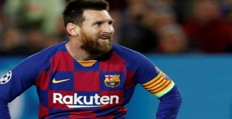 FC Barcelone: Messi fait une annonce surprenante