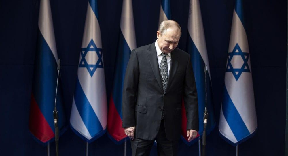 Face à Poutine, Israël remercie l'Armée rouge pour avoir libéré Auschwitz