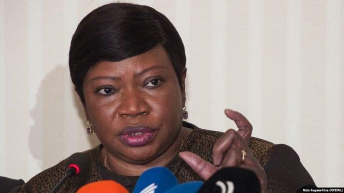 Fatou Bensouda est fière de la Guinée