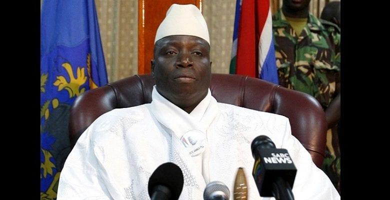 Gambie : voici ce que risque Yahya Jammeh s'il rentre au pays malgré les interdictions