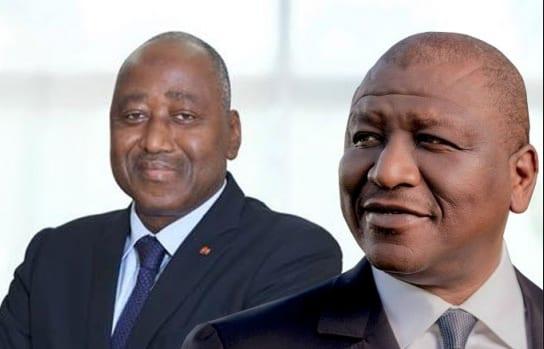 Présidentielle en Côte d'Ivoire : Qui de Gon Coulibaly et Hamed Bakayoko sera candidat ?