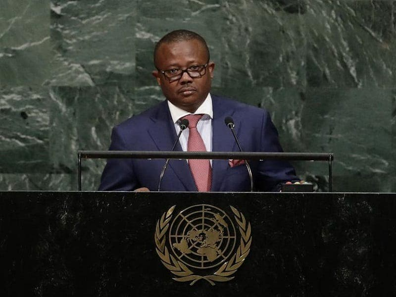 Guinée-Bissau : l'opposant Umaro Sissoco Embaló élu président