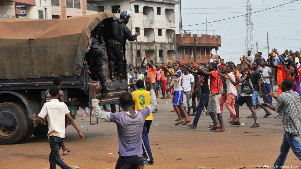 Guinée : La situation catastrophe du pays, préoccupe la communauté internationale