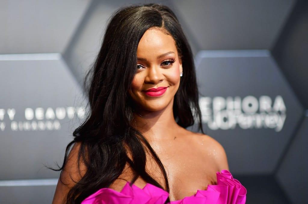 Rihanna publie une photo très hot