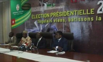 Présidentielle au Togo : La CENI a reçu 10 candidatures