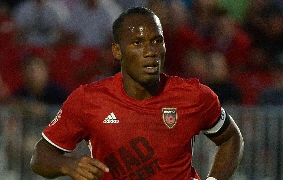 Didier Drogba a signé pour jouer en Australie