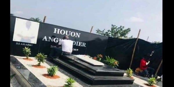 Côte d'Ivoire : réglementation des visites sur la tombe d'Arafat DJ