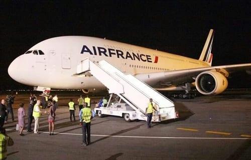 Voici l'identité réelle de l'Ivoirien retrouvé mort dans le train d'atterrissage d'un avion à Paris