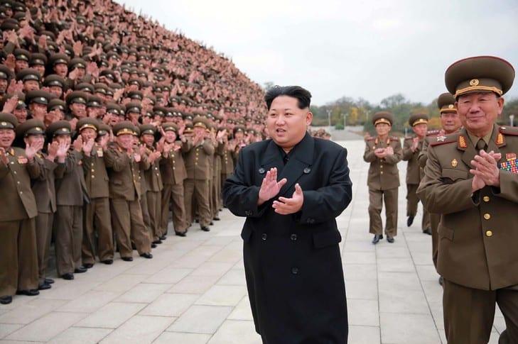 La Corée du Nord, l'un des plus grands clients du Gabon