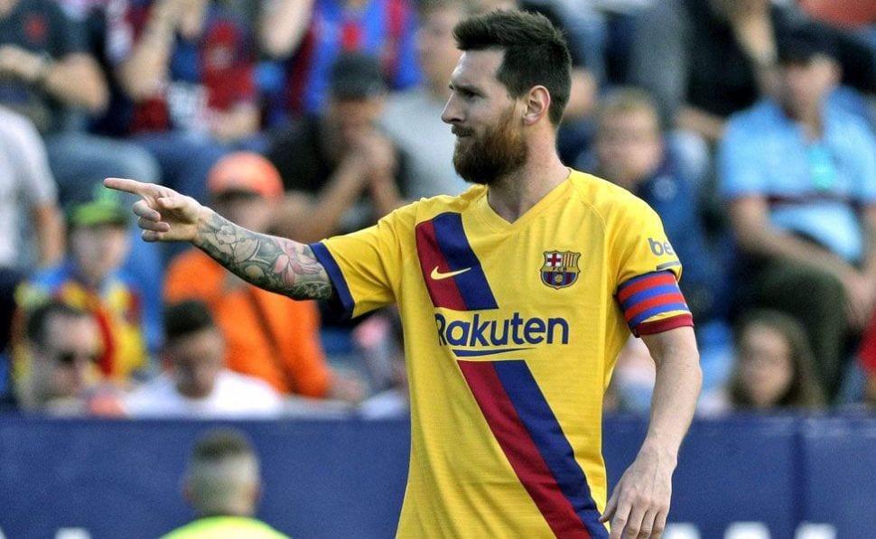 Leo Messi a offert une incroyable action lors du match Barça vs Espanyol