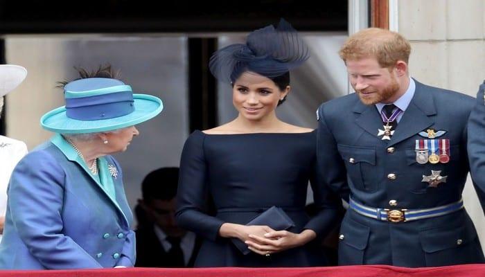 La Reine Elizabeth répond au prince Harry et Meghan qui décident de renoncer à leurs fonctions royales