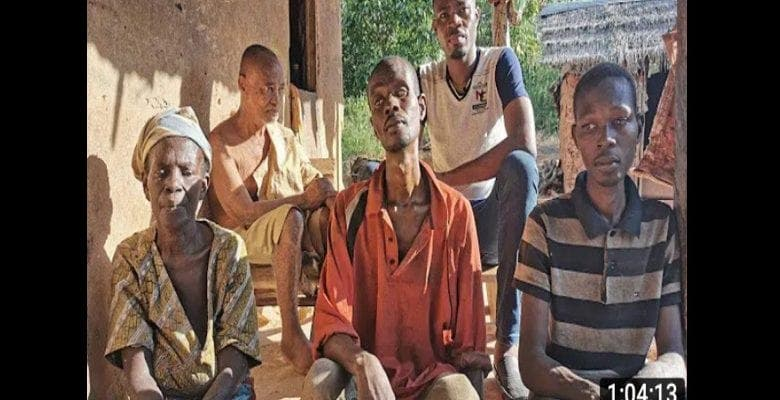 Lartey : le village ghanéen qui abrite uniquement les aveugles (vidéo)
