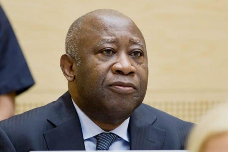 Cette femme affirme avoir un enfant avec l'ex président Gbagbo
