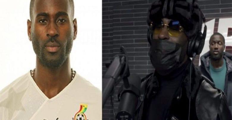 Le footballeur ghanéen Owusu Beyie abandonne le football pour devenir rappeur