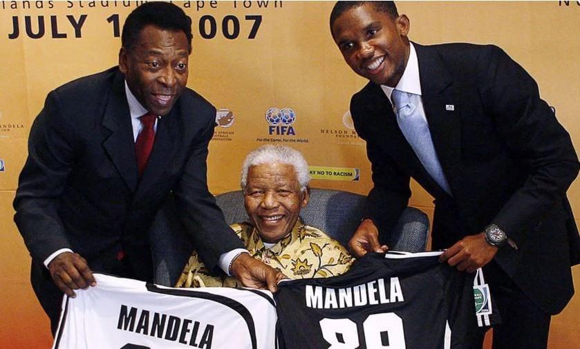 Les 5 africains qui ont égalé un record du roi Pelé