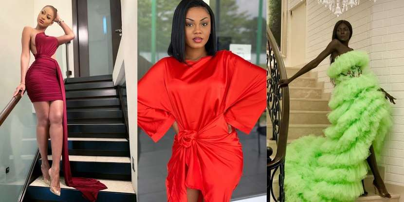 Les célébrités Ivoiriennes les mieux habillées en 2019