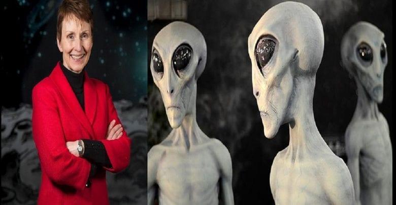 Les extraterrestres existent et seraient déjà sur terre, selon une astronaute anglaise