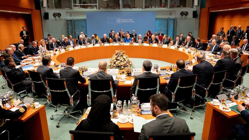 Libye: Angela Merkel annonce un accord trouvé sur le respect de l'embargo de l'ONU