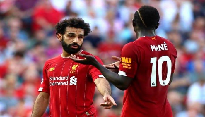 Mohammed Salah : » Je suis plus rapide que Sadio Mané mais… «