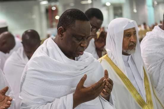 Macky Sall demande aux responsables musulmans d'enseigner « les  vraies valeurs de l'islam »