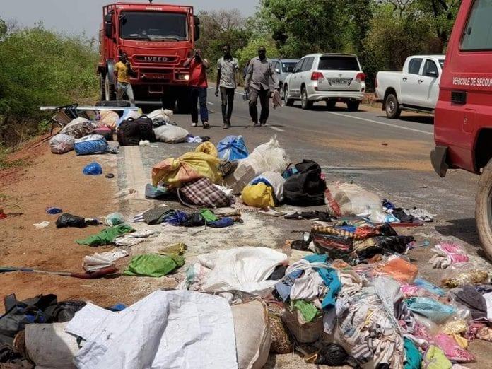 Mali : dix morts dans un accident de la route à Kayes