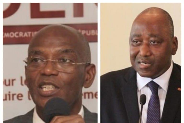 Mamadou Koulibaly et Amadou Gon s'affrontent: La colère de l'ex-PAN