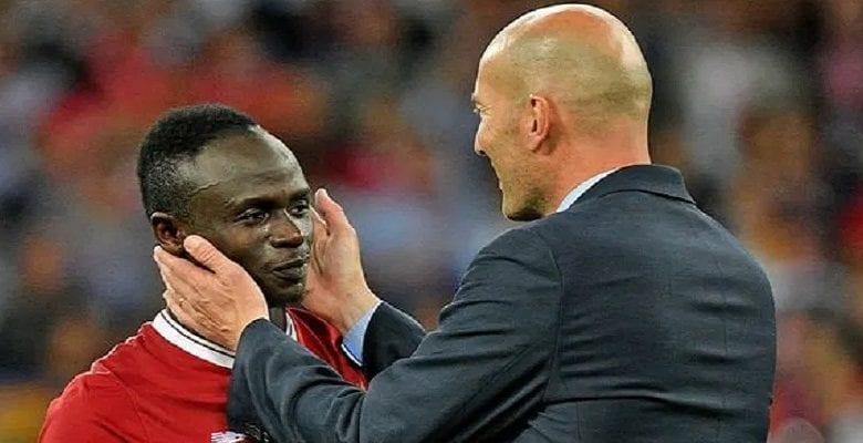 Mercato: Sadio Mané au Réal Madrid? Zidane et le club seraient déjà fixés