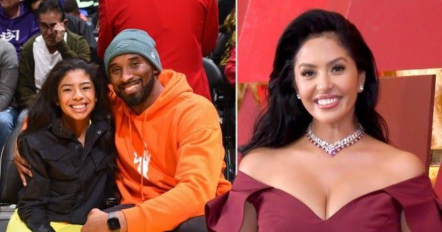 """Mort de Kobe Bryant: sa femme Vanessa Bryant """"anéantie"""" parle pour la première fois depuis la tragédie"""