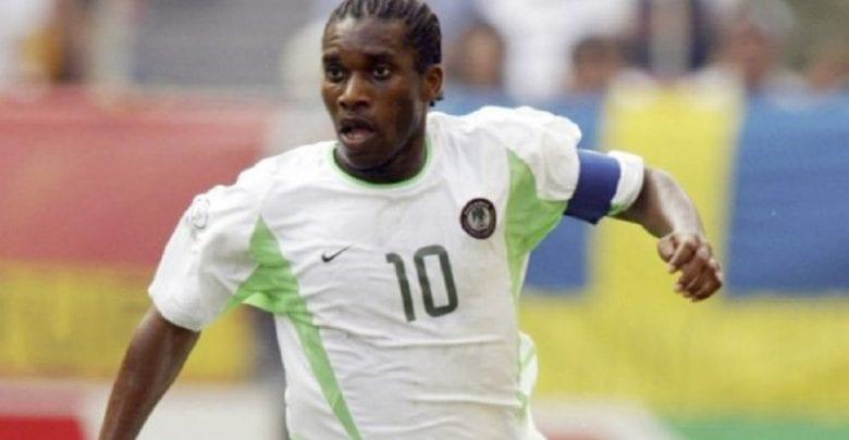 Okocha révèle pourquoi il n'a jamais remporté le prix du meilleur joueur africain et mondial